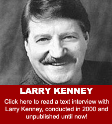 ThunderCats - Larry Kenney text interview