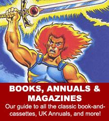 Books, Annuals and Magazines