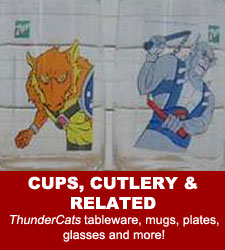 Cups, Cutlery and Related