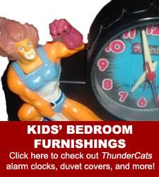 Kids' Bedroom Furnishings