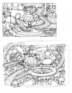 Berbil Village concept 1. (Dan Norton Jun 2012)