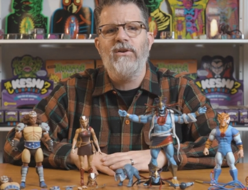 Wave 2 Interview with Brian Flynn from Super7