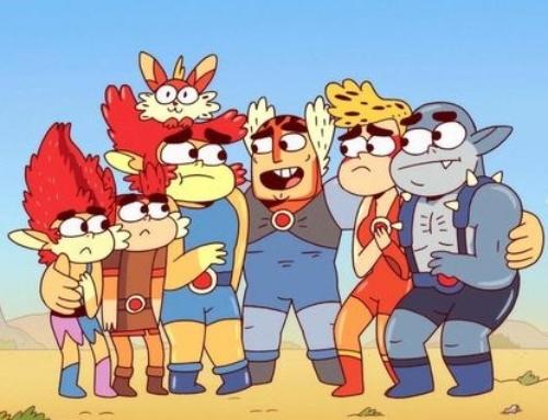 ThunderCats Roar debuts on Cartoon Network