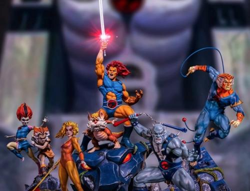 Iron Studios ThunderCats Diorama