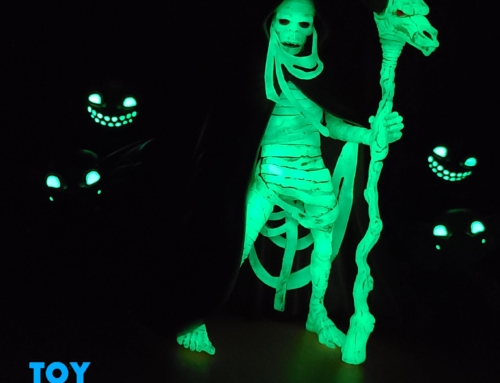 """Evil Glow"" Mumm-Ra Ultimates! First Look with Toy Bro"